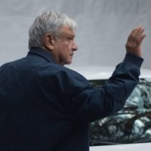 López Obrador revisó proyectos de infraestructura y energéticos