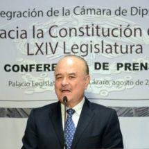 Ruffo Appel confirma que va por la presidencia del PAN; tiene en la mira a Zepeda
