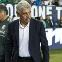 'YA NO ME ESTÉN CHING… CON LA SELECCIÓN MEXICANA': TUCA FERRETTI