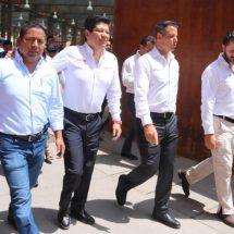 Dávila da seguimiento al avance del proyecto del relleno sanitario para Tuxtepec