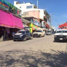 Liberan calles de ambulantes en Pinotepa Nacional