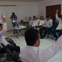 Sesionó el Consejo Municipal de Ordenamiento Territorial de Tuxtepec