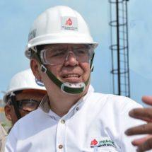 Designan a Ricardo Martínez Morales como Gerente de la Refinería de PEMEX en Salina Cruz, Oaxaca