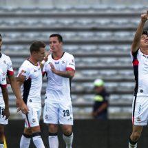 Lobos BUAP gana 3-1 a Monarcas e hilvana triunfos en el Apertura 2018