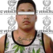 Detiene Policía Ministerial a presunto homicida en Cosamaloapan
