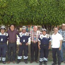 Destacada participación del CBTIS 259 en el Macro Simulacro Nacional