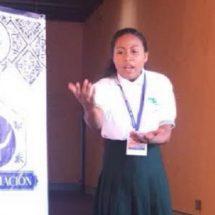 Gana 3er nacional en Declamación alumna del CECYTEO Collantes