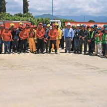 Simulacro en Oaxaca para recordar terremotos del 19-S