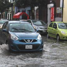 Se prevén intensas lluvias en la entidad en las próximas 48 horas