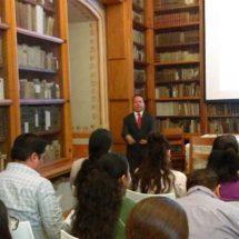 """Poder Judicial imparte taller sobre """"Derechos de los Discapacitados"""""""