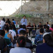 Infraestructura educativa, primordial para mi gobierno: López Jarquín