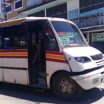 """Realizarán supervisión """"sorpresa"""" a urbanos en Tuxtepec"""