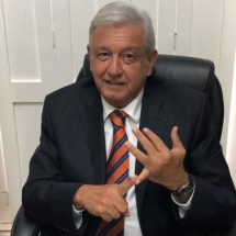 Hay fallas, pero la consulta sobre el NAIM es confiable: AMLO