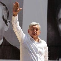 López Obrador presenta proyectos para el bienestar y la felicidad del pueblo