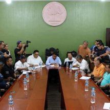Instala Dávila el Consejo Municipal de Protección Civil en Tuxtepec