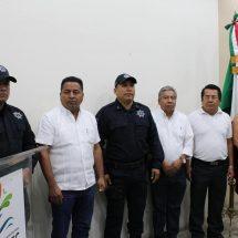 Dávila nombra a Víctor Valentín Morales como nuevo Director de Seguridad Pública Municipal