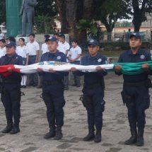 Con acto cívico Gobierno de Tuxtepec conmemora el Descubrimiento de América