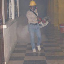 Todos podemos contribuir a evitar más casos de Dengue: Gobierno de Tuxtepec