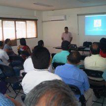 Gobierno Municipal de Tuxtepec capacita a sus trabajadores