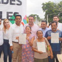 Gobierno de Tuxtepec y Gobierno de Oaxaca acercan servicios gratuitos a la ciudadanía