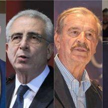 Eliminan pensiones para expresidentes de México
