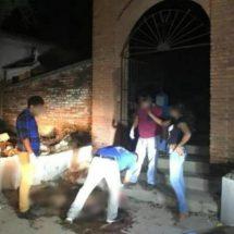 Acusan que médico forense en Oaxaca realizó necropsias en la vía pública