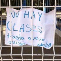¡Alerta roja en escuelas! Dos agresiones en menos de un mes