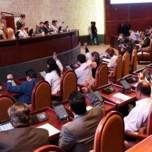 Aprueba Congreso de Oaxaca cuenta pública 2017 de Alejandro Murat