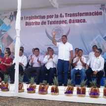 """Dávila: """"estamos preparados para detonar el crecimiento de Tuxtepec"""""""
