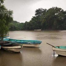 Sube nivel de ríos en zona oriente del Istmo, Oaxaca