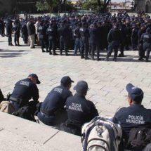 Reprueba uno de cada tres policías evaluados en Oaxaca