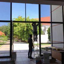 Va muy lenta la reconstrucción en el Tec del Istmo, Oaxaca