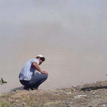 Envenena minera río de Ocotlán, Oaxaca