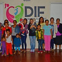 Operan gratuitamente labio y paladar hendido de 14 niños tuxtepecanos: DIF