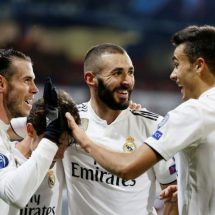 REAL MADRID DESTROZA AL VIKTORIA PLZEN