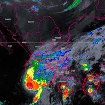Prevalecerán tormentas y bajas temperaturas en varios estados