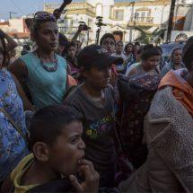 Migrantes se dividen para llegar a EU; se instalan en Guadalajara, Tijuana y Puebla