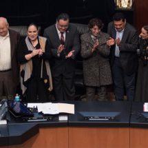 Da Senado licencias a seis legisladores que irán a Gobierno de AMLO