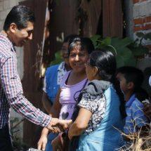 Garantizar servicios básicos a familias de Xoxocotlán para que vivan mejor, prioridad de ALJ