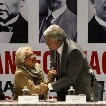 López Obrador pide que aumentos al salario 'nunca sean inferiores a la inflación'