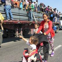 Diputados piden protección para niños migrantes que viajan solos