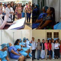 Concluye la Segunda Jornada de Cirugías Visuales con 41 beneficiados: DIF Tuxtepec
