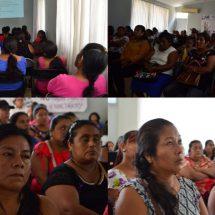 DIF de Tuxtepec se pronuncia Contra la Violencia de Género