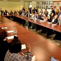 Integran Diputados Comisiones permanentes y titulares de áreas