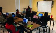 Dispone IEEPO Aula de Aprendizaje Digital para estudiantes de Primaria y Secundaria