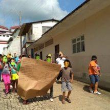 En Cacahuatepec realizan 1er Encuentro por la Defensa de la Vida, el Agua, la Tierra y el Territorio