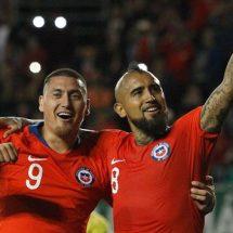 La Selección Chilena recuperó la sonrisa con una goleada sobre Honduras