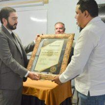 Reconoce la Comisión Iberoamericana de Derechos Humanos al empresario Ricardo Jiménez Bretón
