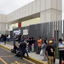 Trabajadores del Congreso de Oaxaca piden investigar presunta fuga presupuestal en nómina