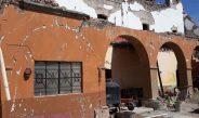 Inician demolición de la casa del general Charis en Juchitán, Oaxaca